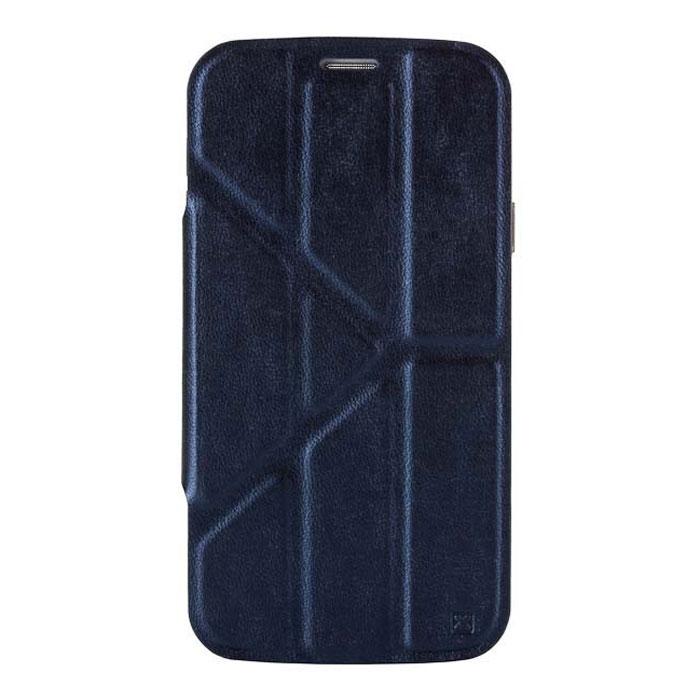 Nexx Smarts чехол для Samsung Galaxy S5, BlueNX-MB-ST-202DBЗащитный чехол Nexx Smarts для Samsung Galaxy S5. Коллекция чехлов SMARTS сочетает в себе функциональность и надежность. Особенностью чехла является его способность принимать форму Вашего смартфона и сливаться с ним воедино, практически не увеличивая вес и габариты. Конструкция крышки чехла со встроенными магнитами позволяет разместить смартфон в удобном положении.