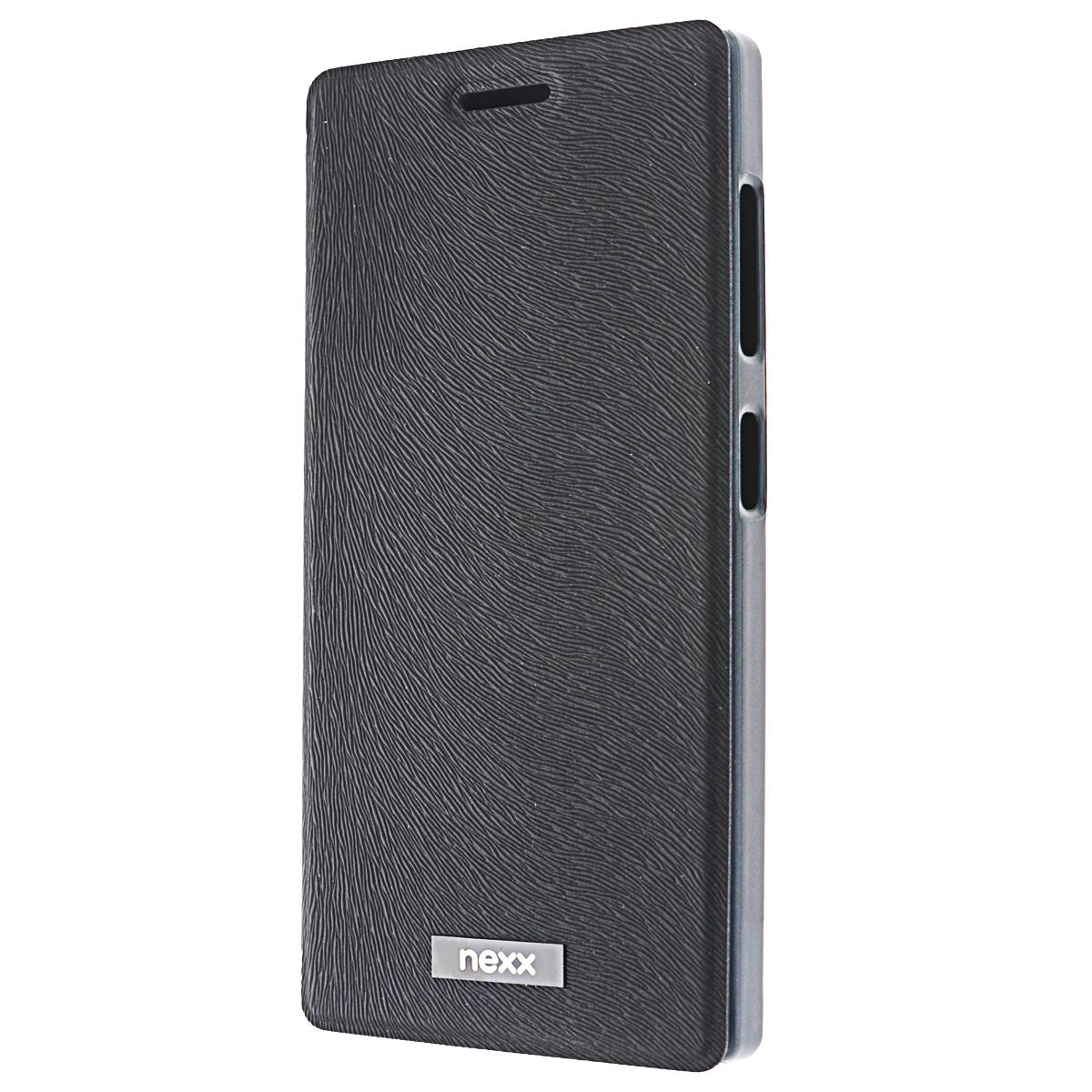 Nexx Marylebone чехол для Lenovo Vibe X2, BlackNX-MB-MR-703-BKЛегкий функциональный чехол Nexx Marylebone - это надёжная защита и яркий дизайн. Внешняя отделка из высококачественной эко-кожи делает чехол еще более привлекательным. Внутренняя подкладка из микрофибры предотвращает появление царапин на экране вашего телефона. Тщательно продуманная конструкция чехла обеспечивает полный доступ ко всем функциям устройства.