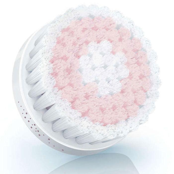 Philips SC5991/10 насадка для чувствительной кожи для VisaPureSC5991/10Сменная чистящая насадка Philips SC5991/10 разработана специально для чувствительной кожи и удаляет больше отмерших клеток, чем при очищении руками. Использование насадки повышает впитываемость средств по уходу за кожей и улучшает микроциркуляцию, обеспечивая сияние. Допускается использование только с прибором для очищения лица Philips VisaPure Essential.