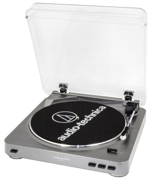 Audio-Technica AT-LP60 USB виниловый проигрыватель