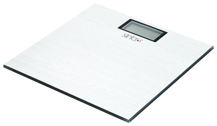 Sinbo SBS 4423, White весы напольныеSBS 4423