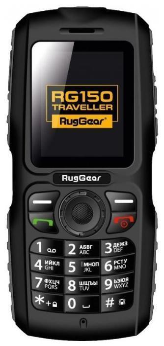 RugGear RG 150 Traveller