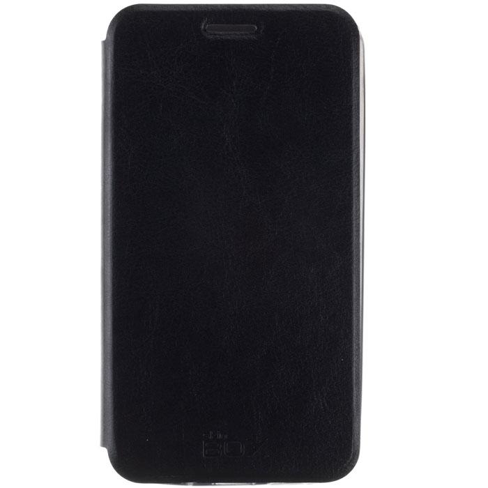 Skinbox Lux чехол для Meizu MX4, BlackT-S-MMX4-003Чехол Skinbox Lux для Meizu MX4 выполнен из высококачественного поликарбоната и экокожи. Он обеспечивает надежную защиту корпуса и экрана смартфона и надолго сохраняет его привлекательный внешний вид. Чехол также обеспечивает свободный доступ ко всем разъемам и клавишам устройства.
