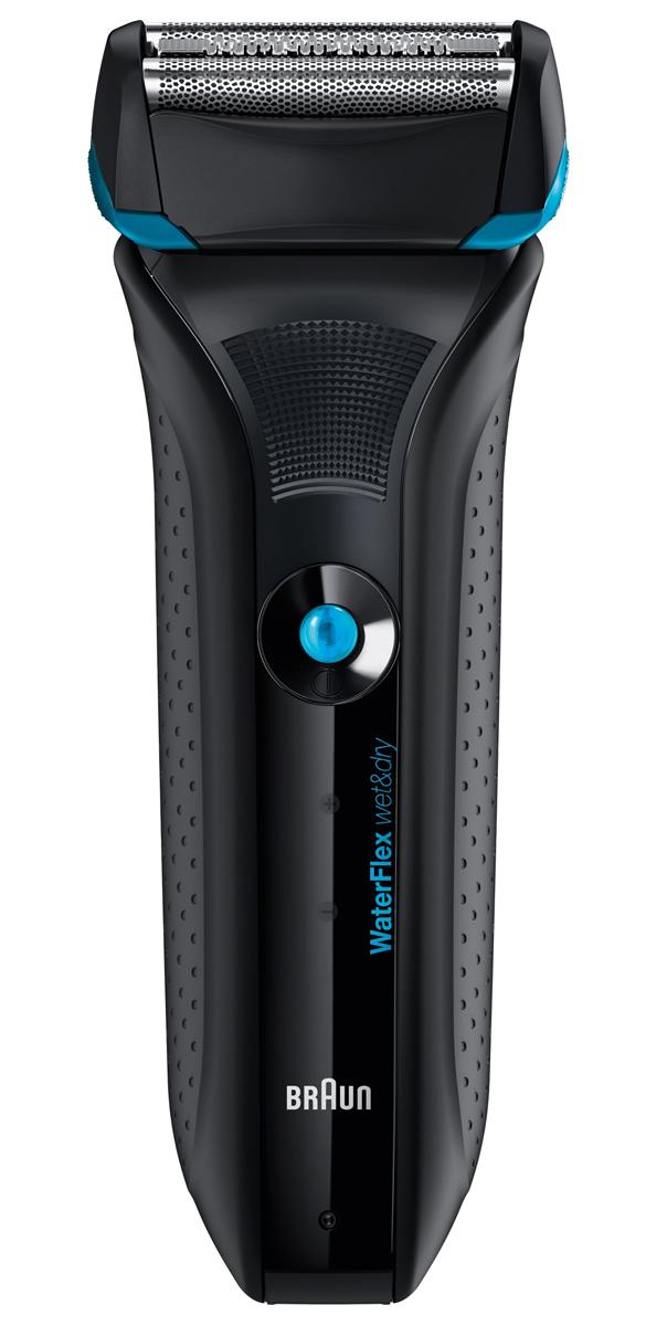 Braun WaterFlex WF2s, Black электробритва