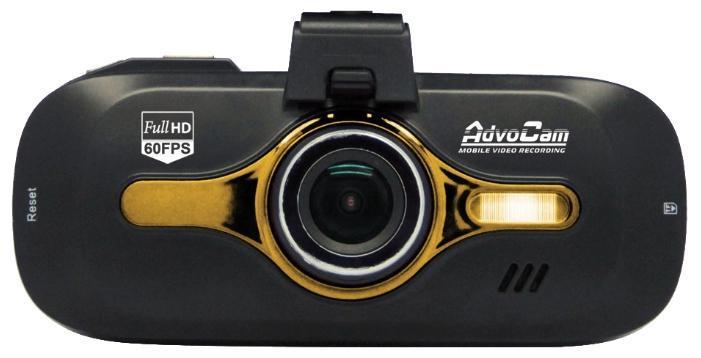 AdvoCam-FD8 GPS, Gold видеорегистраторAdvoCam-FD8 GOLD GPSВидеорегистратор AdvoCam-FD8 Gold-GPS поддерживает видеозапись высокого разрешения Super FULL HD 1296p. Это значит, что каждый кадр, снятый с его помощью, в 1.5 раза четче, чем при FULL HD-съемке. Это даст возможность различать лица или номер автомобилей на дистанциях до 20 метров. Встроенная LED-подсветка компенсирует недостаточную освещенность ночью и вечером. Все это позволяет получать видеозаписи максимального качества в любое время суток и при любой погоде