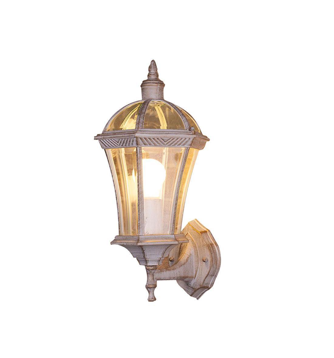 Уличный светильник Elektrostandard Capella белое золото a027772