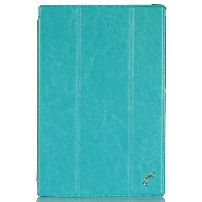 G-Case Slim Premium чехол для Sony Xperia Tablet Z4, Light BlueGG-600Обладатели планшетов знают, как важно беречь устройство от негативных внешних и прочих механических воздействий. В противном случае можно довольно быстро расстаться с дорогостоящим гаджетом. Во избежание неприятных сюрпризов достаточно купить чехол G-Case Slim Premium для Sony Xperia Tablet Z4, чтобы наслаждаться своим смартфоном дома, на досуге или в дороге. Чехол тщательно продуман разработчиками для обеспечения максимальной защиты электронного устройства от пыли, влаги, грязи, ударов, падений, царапин и потертостей.