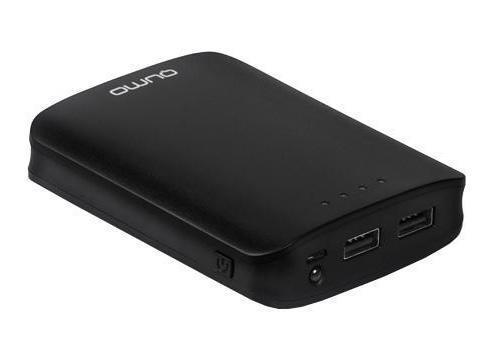 Qumo PowerAid 10400 внешний аккумулятор
