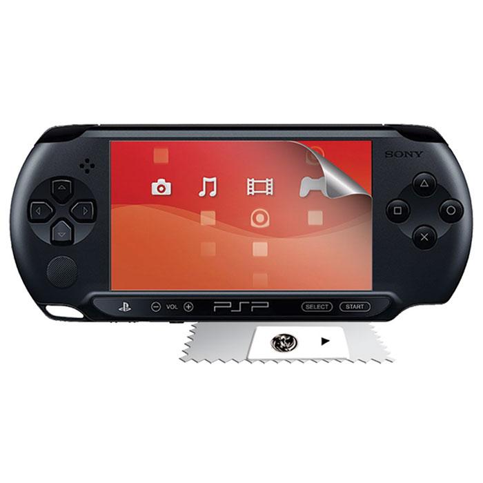 Защитная пленка Black Horns для Sony PSP E1000/2000/3000 (BH-PSE0101(R)
