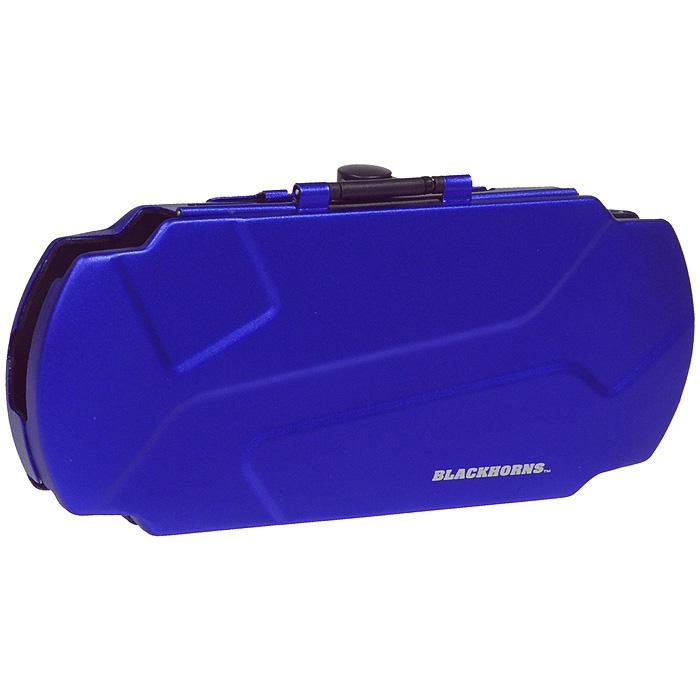 Защитный чехол Black Horns Luxury для Sony PSP 2000/3000 (синий) BH-PSP02629(R)