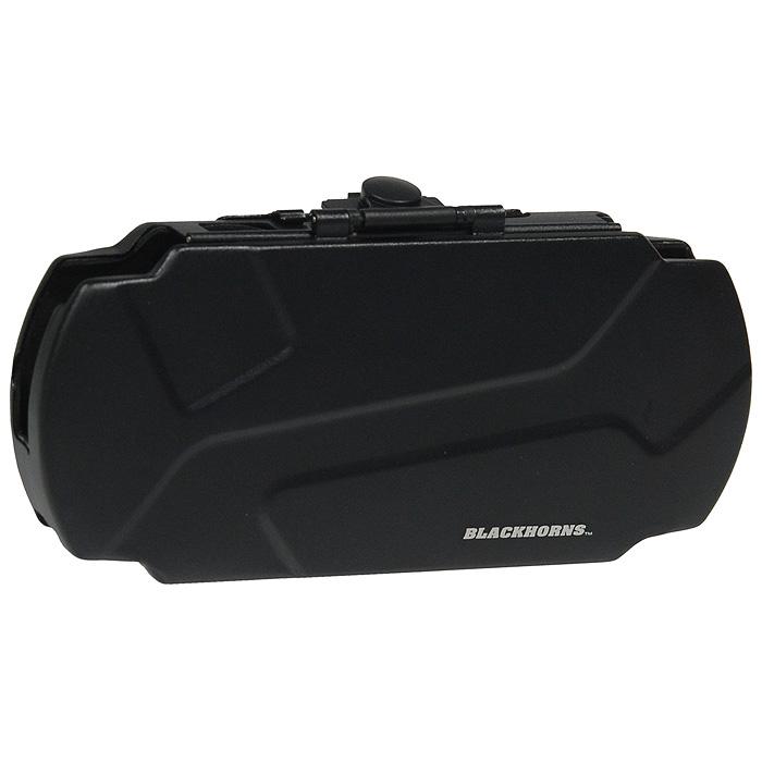 Защитный чехол Black Horns Luxury для Sony PSP 2000/3000 (черный) BH-PSP02629(R)