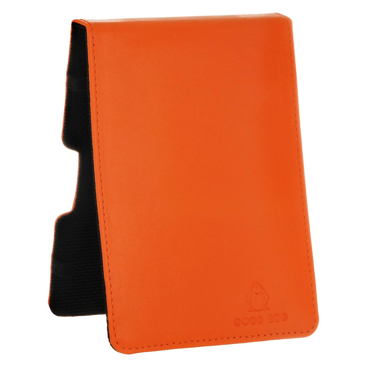 Good Egg Lira чехол для PocketBook 650, Orange GE-PB650LIR2250