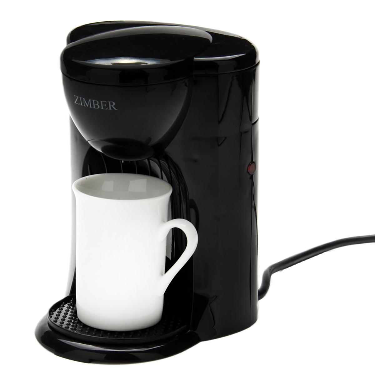 Zimber ZM-11011 кофеварка