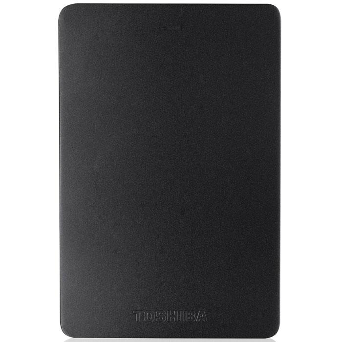 Toshiba Canvio Alu 2TB, Black внешний жесткий диск (HDTH320EK3CA)