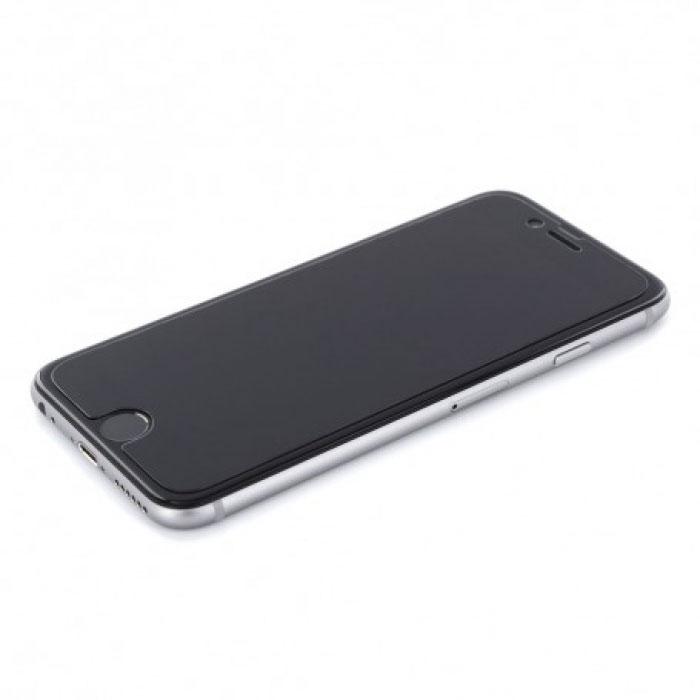 Harper SP-GL IPH6P защитное стекло для Apple iPhone 6 PlusSP-GL IPH6PЗащитное стекло Harper SP-GL IPH6P для смартфона Apple iPhone 6 Plus. Изготовлено из специально обработанного многослойного закаленного стекла прочности 9H. Олеофобное покрытие предотвратит появление следов от пальцев и сохранит чувствительность сенсора смартфона на 100%. Клеевой слой на задней поверхности позволяет легко устанавливать закаленное стекло без особых навыков.