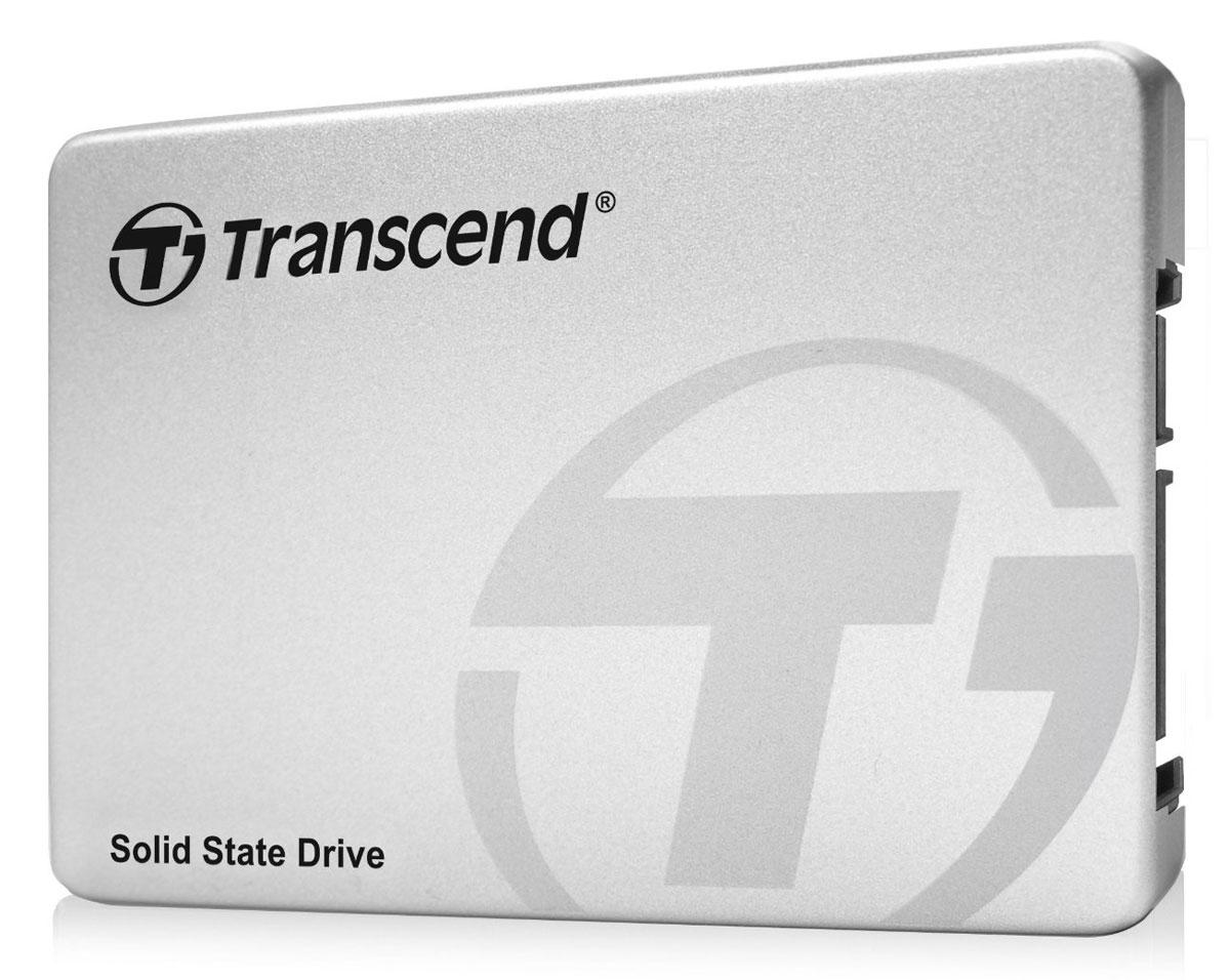 Transcend SSD370 (Premium) 1TB, Silver SSD-накопительTS1TSSD370SТвердотельные накопители Transcend SSD370, оснащенные интерфейсом SATA III с пропускной способностью 6 Гбит/с, отличаются высокой скоростью передачи данных, внушительной емкостью (до 1 ТБ), компактными размерами, небольшим весом, отличной вибро- и удароустойчивостью, а также поддержкой энергосберегающего режима DevSleep. И все это означает, что пользователь портативного компьютера, укомплектованного данным накопителем, даже в дороге сможет наслаждаться работой без пауз и задержек. Накопители выполнены в 2,5-дюймовом форм-факторе. При этом, толщина их корпусов составляет всего 7 мм, а вес устройств не превышает скромные 52 г, что делает эти устройства идеальными кандидатами для установки в тонкие и легкие ноутбуки, настольные ПК и наиболее современные ультрабуки. SSD370 поддерживает режим SATA Device Sleep Mode (DevSleep), что помогает увеличить длительность работы портативного ПК от батареи. Новая энергосберегающая функция более эффективна, по...