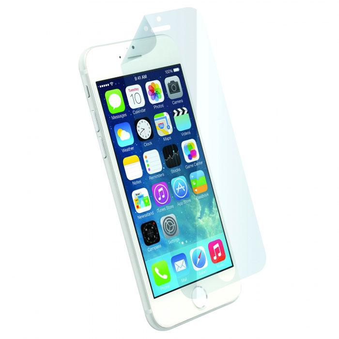 Harper SP-S IPH6 защитная пленка для Apple iPhone 6, глянцеваяSP-S IPH6Глянцевая защитная пленка Harper SP-S IPH6 для Apple iPhone 6. Изготовлена из многослойного материала РЕТ. Защищает экран от царапин и влаги, не деформируется со временем и не искажает изображение. В комплект входит все необходимое для установки пленки.