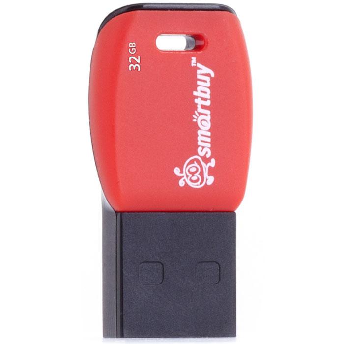 SmartBuy Cobra 32GB, Red USB-накопитель