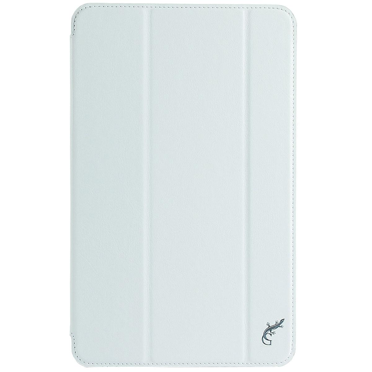 G-Case Slim Premium чехол для Samsung Galaxy Tab Е 9.6, WhiteGG-642Защитный чехол G-Case Slim Premium для планшета Samsung Galaxy Tab Е 9.6 отличается высокой степенью защиты от попадания влаги и пыли, а также падений и механических ударов. Среди конструктивных особенностей защитного чехла G-case можно отметить наличие двухпозиционной подставки, благодаря которой устройство можно установить в нескольких положениях для удобства пользования.