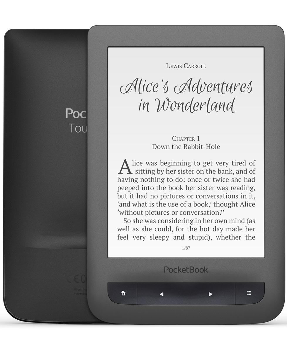 PocketBook 626 Plus, Grey электронная книгаPB626(2)-Y-RUPocketBook 626 Plus - премиальный ридер с экраном последнего поколения E Ink Carta HD, в котором воплотились все современные возможности для комфортного электронного чтения. PocketBook 626 Plus – преемник PocketBook 626, модели, ставшей настоящим бестселлером благодаря широкой функциональности, надежности и превосходной дизайнерской концепции отмеченной Red Dot Design Award 2014. По оптическим свойствам экраны E Ink Carta еще ближе к обычной бумаге, благодаря более светлому фону и контрастному черному цвету. Технология обеспечивает повышение контрастности на 50% до показателя 15:1 и светоотражающей способности на 20% в сравнении с предшественниками. Такие показатели позволяют сделать отображаемый текст и графику еще более четкими. С новыми дисплеями можно смело читать самый мелкий текст и с комфортом изучать даже самые сложные диаграммы и графики. PocketBook 626 Plus также оснащена светодиодной подсветкой, что обеспечивает пользователю ощущение максимального...