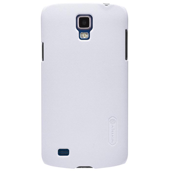Nillkin Super Frosted Shield чехол для Samsung Galaxy S4 Active, WhiteT-N-SI9295-002Чехол Nillkin Super Frosted Shield для Samsung Galaxy S4 Active изготовлен из экологически чистого поликарбоната путем высокотемпературной высокоточной формовки. Обе стороны чехла выполнены в соответствии с самой современной технологией изготовления матовых материалов, устойчивых к оседанию пыли, и покрыты краской, светящейся под воздействием ультрафиолета. Элегантный дизайн, чехол приятен на ощупь. Жесткость чехла предотвращает телефон от повреждений во время транспортировки. Размер чехла точно соответствует размеру телефона с четким соответствием всех функциональных отверстий. Вы можете использовать чехол, как вам будет удобно. Он изготовлен из цельной пластины методом загиба, износостойкий, устойчив к оседанию пыли, не скользит, устойчив к образованию отпечатков, легко чистится.СупертонкийНе скользит в руках