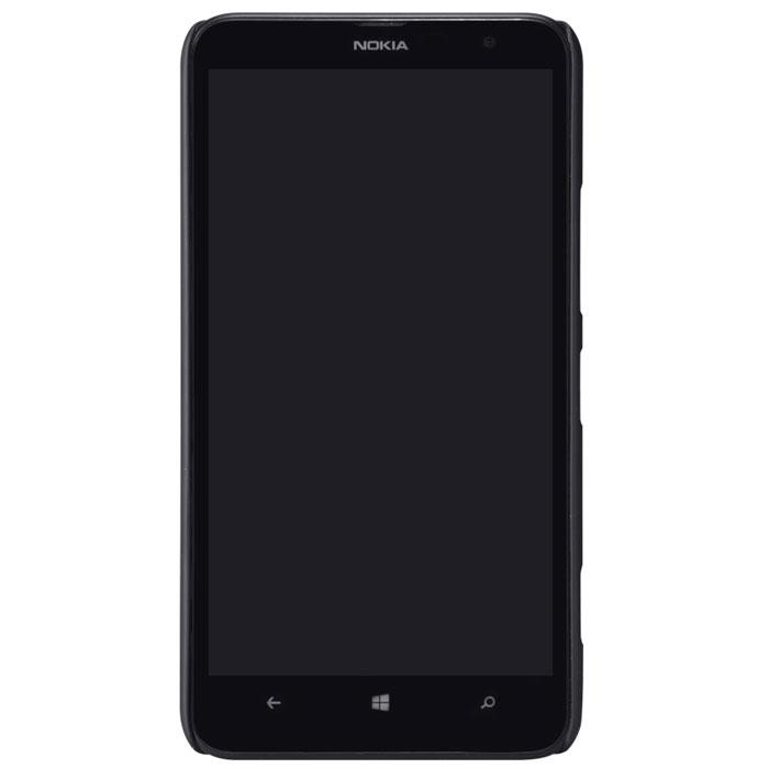 Nillkin Super Frosted Shield чехол для Nokia Lumia 1320, BlackT-N-NL1320-002Чехол Nillkin Super Frosted Shield для Nokia Lumia 1320 изготовлен из экологически чистого поликарбоната путем высокотемпературной высокоточной формовки. Обе стороны чехла выполнены в соответствии с самой современной технологией изготовления матовых материалов, устойчивых к оседанию пыли, и покрыты краской, светящейся под воздействием ультрафиолета. Элегантный дизайн, чехол приятен на ощупь. Жесткость чехла предотвращает телефон от повреждений во время транспортировки. Размер чехла точно соответствует размеру телефона с четким соответствием всех функциональных отверстий. Вы можете использовать чехол, как вам будет удобно. Он изготовлен из цельной пластины методом загиба, износостойкий, устойчив к оседанию пыли, не скользит, устойчив к образованию отпечатков, легко чистится.СупертонкийНе скользит в руках