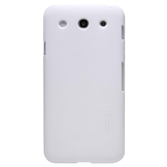 Nillkin Super Frosted Shield чехол для LG Optimus G Pro (E980/E988), WhiteT-N-LGE980-002Чехол Nillkin Super Frosted Shield для LG Optimus G Pro (E980/E988) изготовлен из экологически чистого поликарбоната путем высокотемпературной высокоточной формовки. Обе стороны чехла выполнены в соответствии с самой современной технологией изготовления матовых материалов, устойчивых к оседанию пыли, и покрыты краской, светящейся под воздействием ультрафиолета. Элегантный дизайн, чехол приятен на ощупь. Жесткость чехла предотвращает телефон от повреждений во время транспортировки. Размер чехла точно соответствует размеру телефона с четким соответствием всех функциональных отверстий. Вы можете использовать чехол, как вам будет удобно. Он изготовлен из цельной пластины методом загиба, износостойкий, устойчив к оседанию пыли, не скользит, устойчив к образованию отпечатков, легко чистится. Супертонкий Не скользит в руках