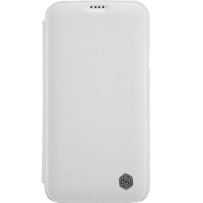 Nillkin Rain Series Leather Case чехол для Samsung Galaxy S5, WhiteT-N-SG900-010Чехол Nillkin Rain Series Leather Case сделан из высококачественного поликарбоната и экокожи. Он надежно фиксирует и защищает смартфон при падении. Обеспечивает свободный доступ ко всем разъемам и элементам управления.