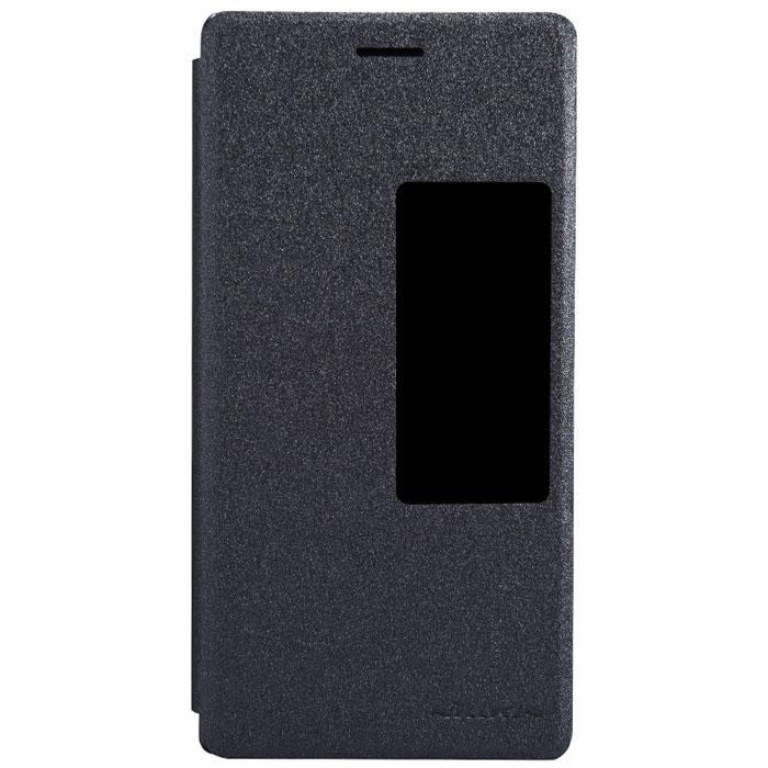 Nillkin Sparkle Leather Case чехол для Huawei Ascend P7, BlackT-N-HAP7-009Чехол Nillkin Sparkle Leather Case для Huawei Ascend P7 выполнен из высококачественного поликарбоната и искусственной кожи. Он надежно фиксирует и защищает смартфон при падении. Обеспечивает свободный доступ ко всем разъемам и элементам управления. Благодаря функциональному окну отсутствует необходимость открывать чехол для того, чтобы ответить на вызов, проверить время, воспользоваться камерой или любой другой функцией.