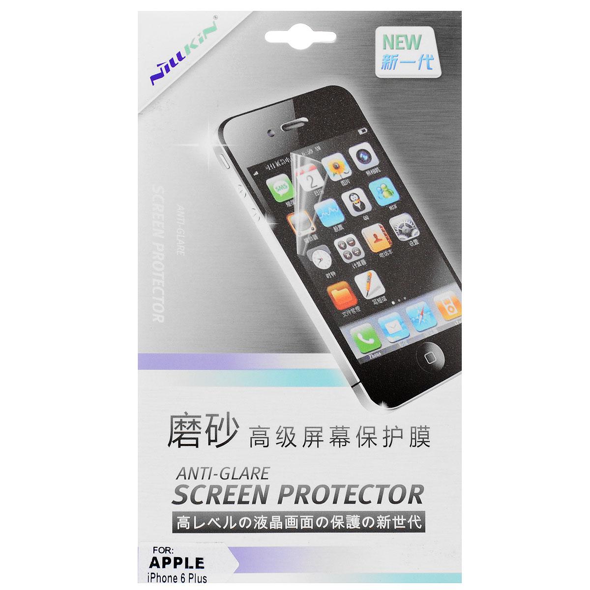 где купить  Nillkin Screen Protector защитная пленка для Apple iPhone 6 Plus, матовая  дешево