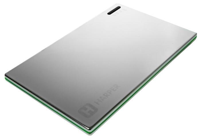 Harper PB-2002, Silver внешний аккумуляторPB-2002 silverУникальность модели заключается в сочетании компактных размерах и довольно большой емкости батареи аккумулятора. Толщина аккумулятора составляет всего 4,5 миллиметра. Легко умещается в заднем кармане брюк или даже в бумажнике. При этом объем заряда 2000 мАч. Этого достаточно для того чтобы полностью зарядить батарею большинства популярных среди пользователей смартфонов. А любители активного пользования мобильных устройств подтвердят как важно иметь возможность вовремя подзарядить телефон.