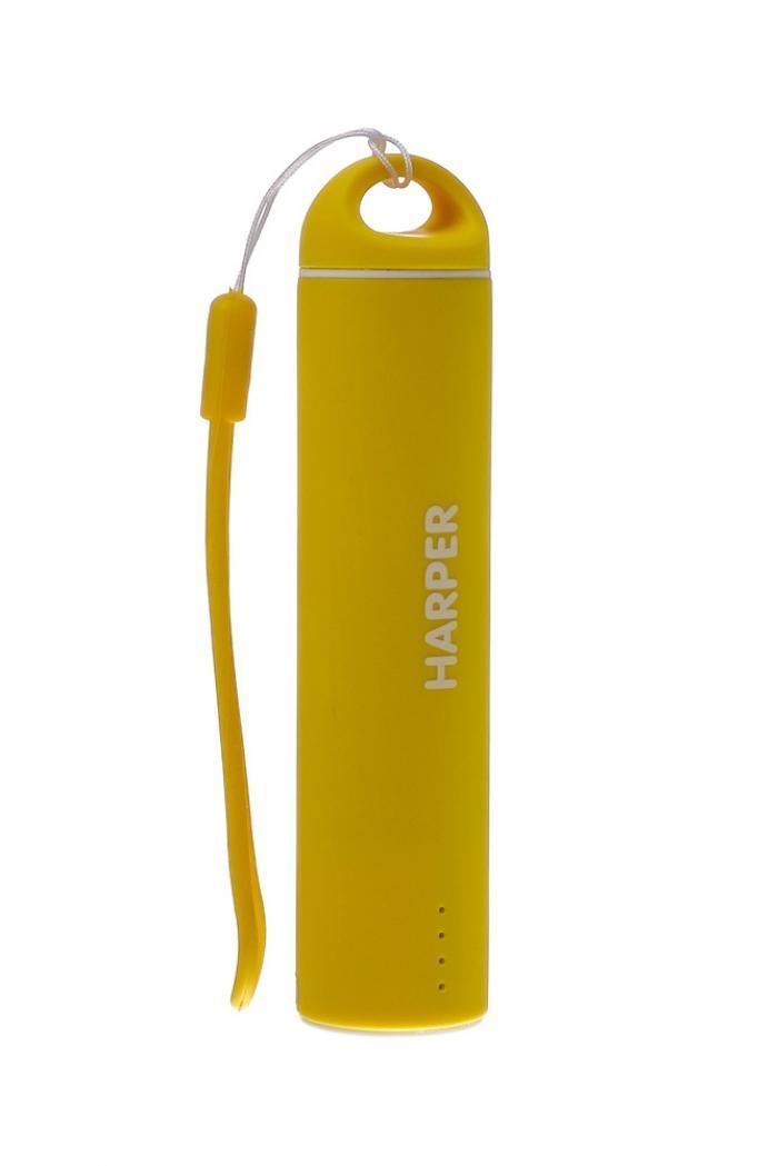 Harper PB-2602, Yellow внешний аккумулятор