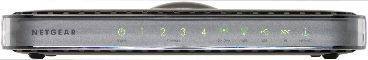 NetGear DGN3500-100PES беспроводной маршрутизаторDGN3500-100PESБеспроводной N300 гигабитный модем-маршрутизатор NetGear DGN3500-100PES идеально подходит для организации доступа к Интернету как в бизнесе, так и в домашней сети, обеспечивая гигабитные скорости проводной сети и Wireless-N для максимальной скорости и покрытия беспроводной сети. Это оборудованное встроенным DSL-модемом устройство совместимо с основными Интернет-провайдерами по DSL. Функция ReadySHARE, обеспечивающая общий доступ к USB-устройствам хранения, обеспечивает быстрое расширение емкости, используемой для загрузки. Встроенный модем DSL – комбинация модема ADSL2+ и маршрутизатора создает полнофункциональный шлюз для подключения к Интернету по DSL Быстрая загрузка и онлайновые игры - скорости Wireless-N для одновременной загрузки файлов, звонков через Интернет, проигрывания музыки и онлайновых игр в дополнение к основным приложениям для работы в Интернете Общий доступ к Интернету – сочетание совместного использования Интернет-канала и свободы доступа к...