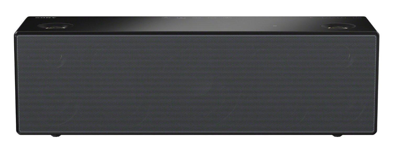 Sony SRS-X99, Black беспроводная акустическая система4548736000254Суммарная мощность 154 Вт, диапазон воспроизводимых частот 45-40000 Гц, Bluetooth, USB Type A (для зарядки)