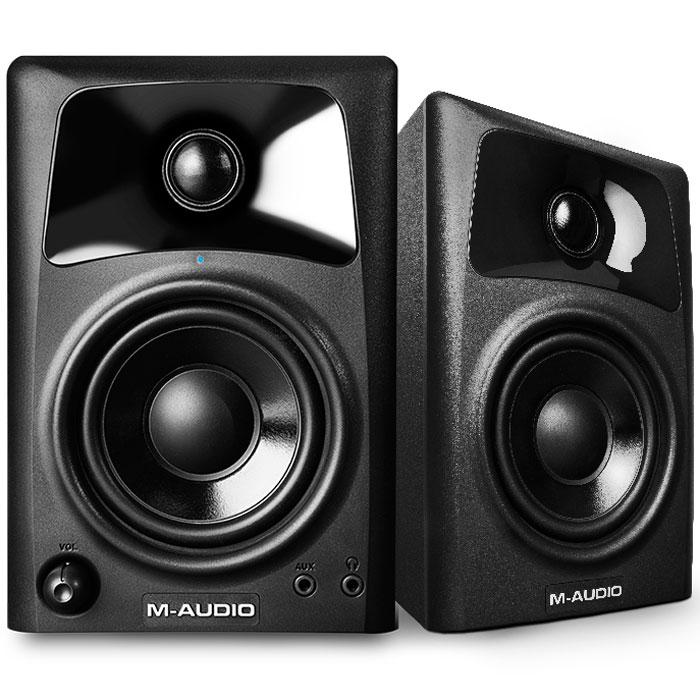 M-Audio Studiophile AV32, Black мониторная акустика (2 шт.) MCI53318