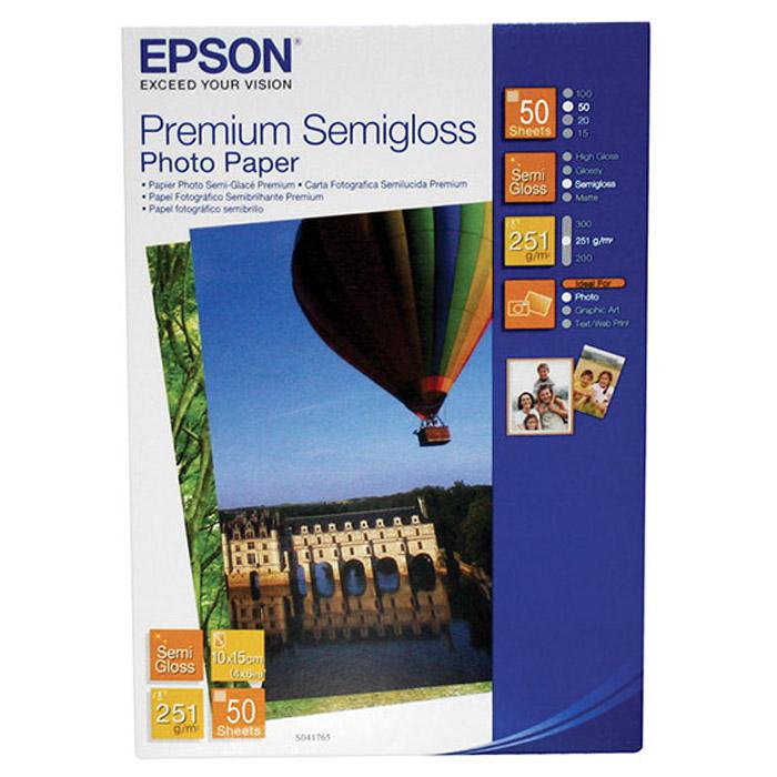 Epson C13S041765 полуглянцевая фотобумагаC13S041765Высококачественная полуглянцевая фотобумага с полимерным покрытием, предназначена для печати фотографий профессионального уровня. Совместима со всеми чернилами Epson. Обеспечивает превосходную цветопередачу, сравнимую с традиционной фотографией. Идеальна для печати фоторепродукций и художественной графики, требующих высокого качества отпечатков.Толщина: 0,27 мм