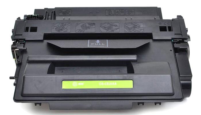 Cactus CS-CE255AS, Black тонер-картридж для HP LaserJet P3011/P3015CS-CE255ASКартридж Cactus CS-CE255AS для лазерных принтеров HP. Расходные материалы Cactus для лазерной печати максимизируют характеристики принтера. Обеспечивают повышенную чёткость чёрного текста и плавность переходов оттенков серого цвета и полутонов, позволяют отображать мельчайшие детали изображения. Обеспечивают надежное качество печати.