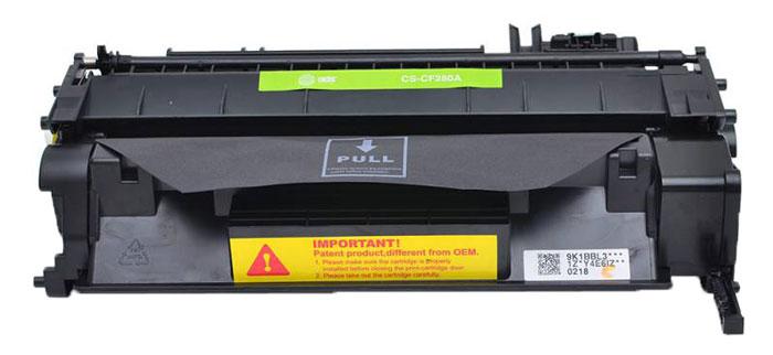 Cactus CS-CF280AS, Black тонер-картридж для HP LJ Pro 400/M401/M425CS-CF280ASКартридж Cactus CS-CF280AS для лазерных принтеров HP. Расходные материалы Cactus для лазерной печати максимизируют характеристики принтера. Обеспечивают повышенную чёткость чёрного текста и плавность переходов оттенков серого цвета и полутонов, позволяют отображать мельчайшие детали изображения. Обеспечивают надежное качество печати.