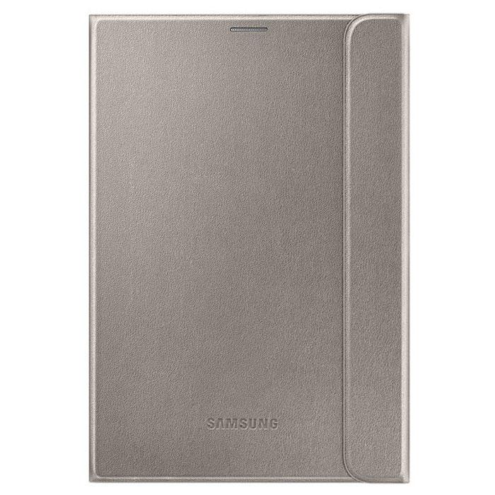 Samsung EF-BT715 Book Cover чехол для Galaxy Tab S2 8.0, GoldEF-BT715PFEGRUПридайте стиля вашему планшету Samsung Galaxy Tab S2 8.0 с помощью оригинального чехла-обложки Samsung BookCover, лицевая поверхность которого выполнена из высококачественной искусственной кожи. Чехол подчеркнет вашу индивидуальность благодаря большому выбору цветов и обеспечит оптимальную защиту устройства от пыли, царапин и падений. Samsung BookCover может выполнять функцию подставки, позволяя разместить планшет Samsung Galaxy Tab S2 8.0 под различными углами наклона для более комфортного просмотра фотографий или видео, набора текста, работы в интернете. Разработанный исключительно для использования с Samsung Galaxy Tab S 2 8.0, чехол обеспечивает прекрасную защиту корпуса и дисплея планшета от повреждений. Samsung BookCover оснащен функцией автоматического включения/выключения экрана планшета. При открытии чехла экран автоматически включается, мгновенно открывая доступ к функциям устройства, а при закрытии экран автоматически выключается, что помогает...