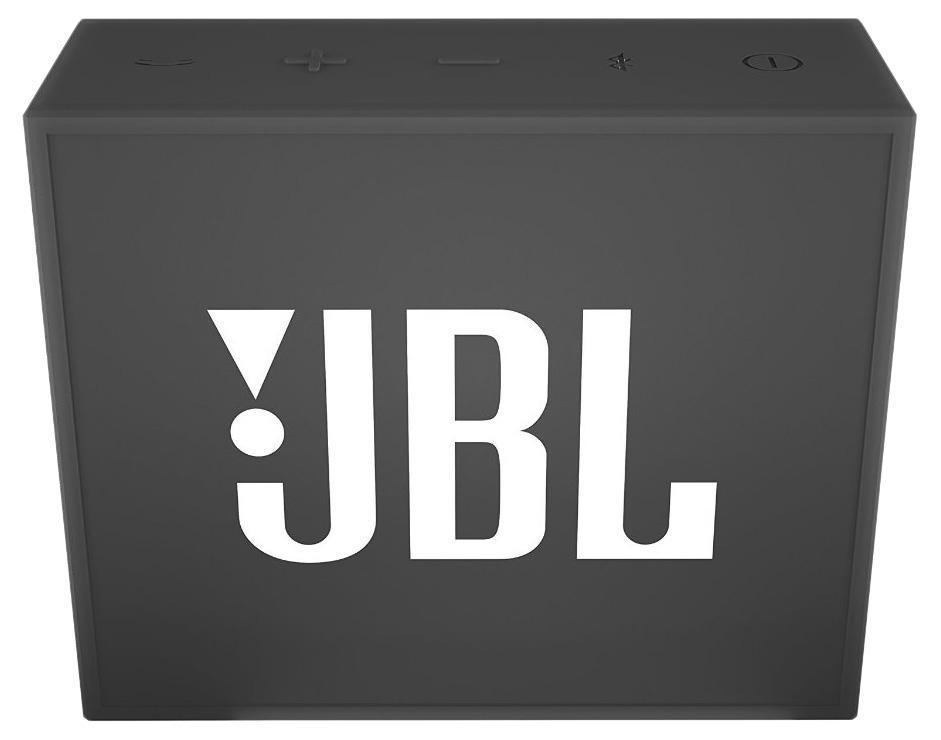 JBL GO, Black портативная акустическая системаJBLGOBLKПолнофункциональный портативный динамик с поддержкой Bluetooth.