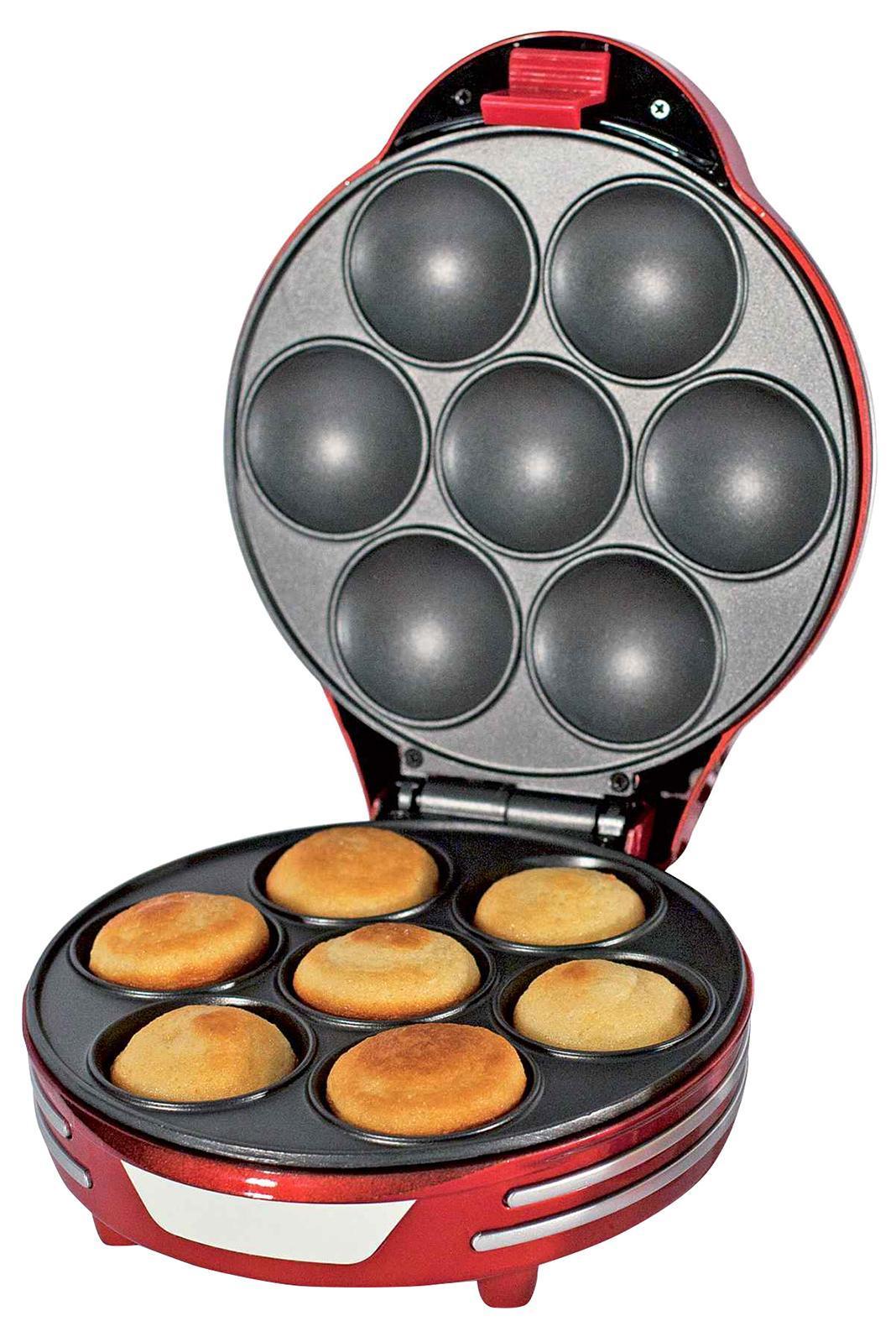 Ariete 188 Party Time, Red прибор для приготовления маффинов тостер ariete 186 party time red