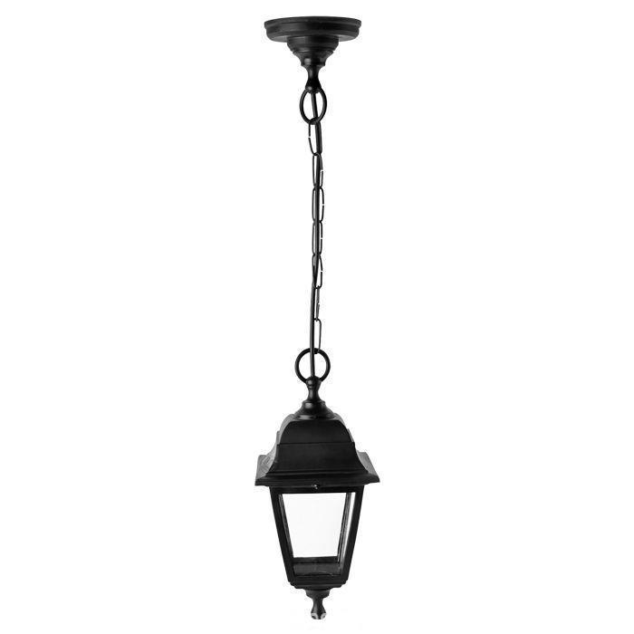 Светильник садовый НСУ04-1-60-Е27 черный