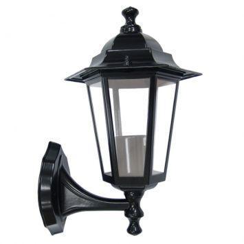 Светильник садовый НБУ06-1-60-E27 черныйНБУ06Светильник садово-парковый изготовлен из ударопрочного и экологически чистого полипропилена, материал уплотнителей - ПВХ высокого качества. Не подвержен коррозии и изменению внешнего вида, высокая степень защиты от пыли и влаги - IP44. Температура окружающей среды при эксплуатации от -30 до +35 °С. В светильнике может использоваться стандартная лампа накаливания, а также другие лампы с аналогичными электрическими параметрами и габаритными размерами. Комплектуется всеми необходимыми крепежами и соединительными элементами.