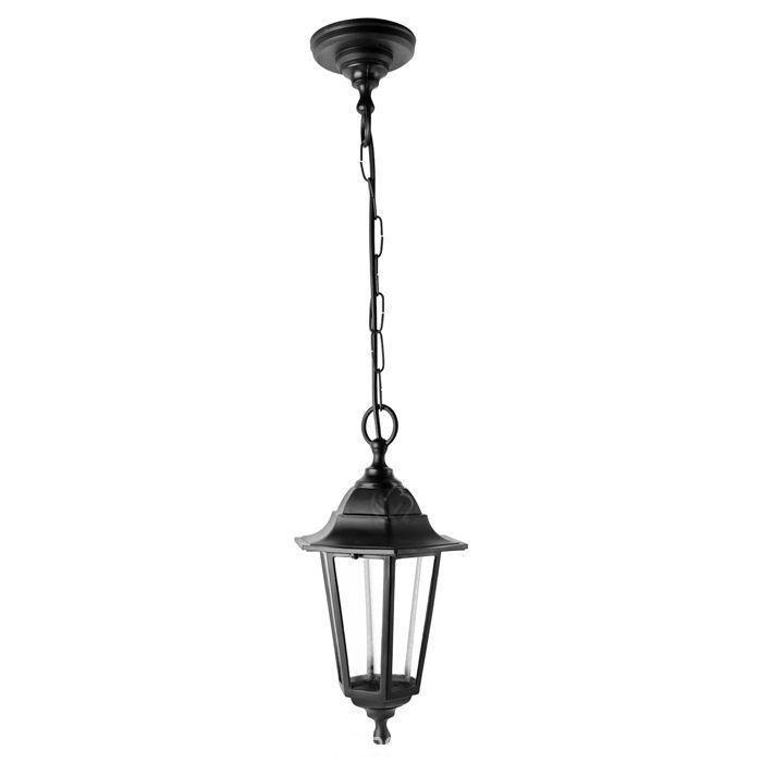 Светильник садовый НСУ06-1-60-Е27 черный