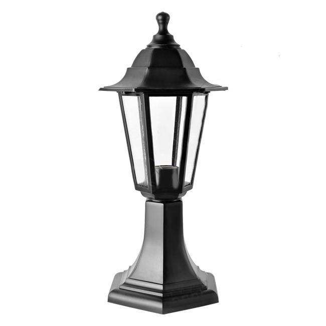 Светильник садовый НТУ06-1-60-E27 черный