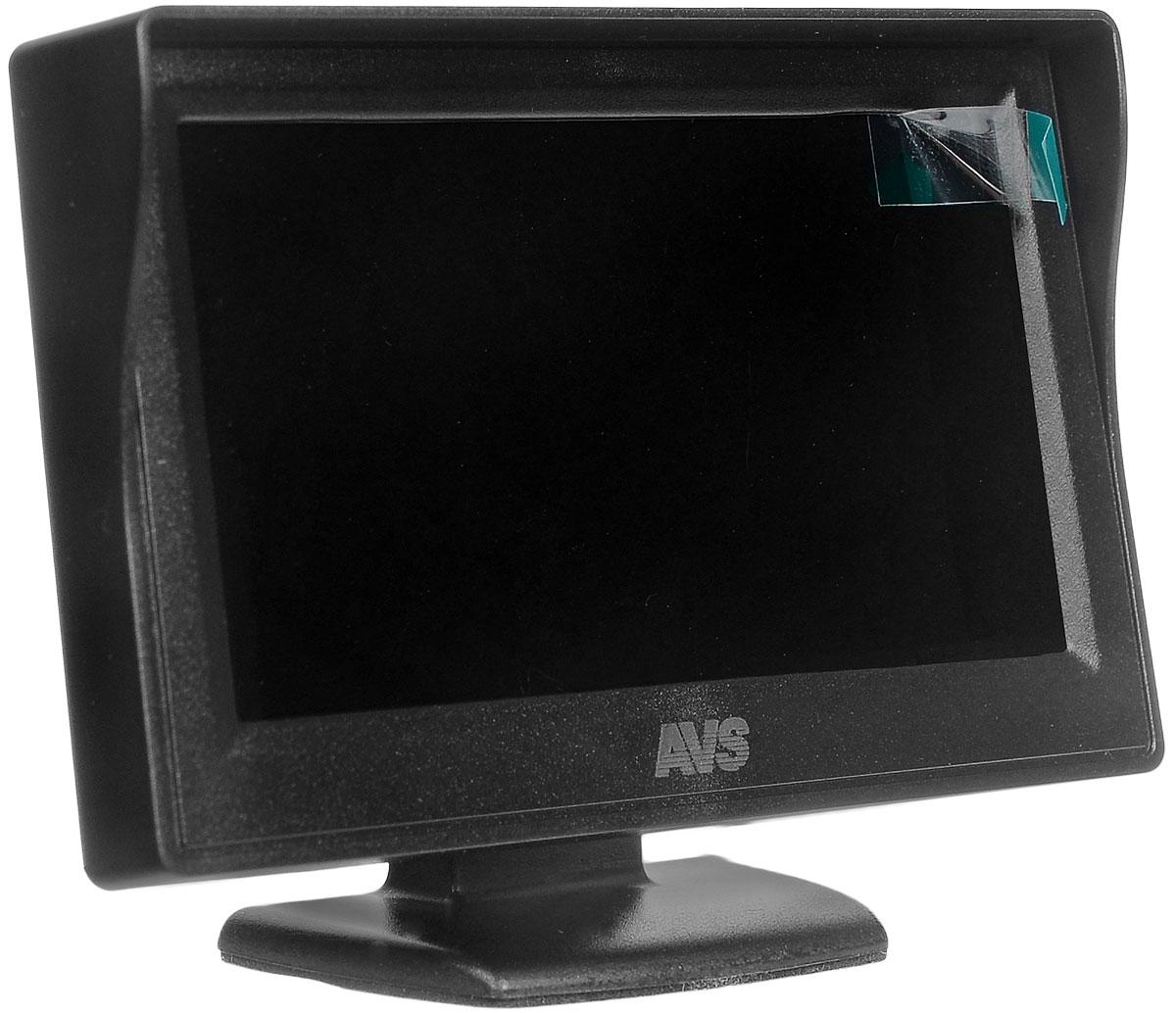 AVS Монитор парковочной системы PS-801 A78011S