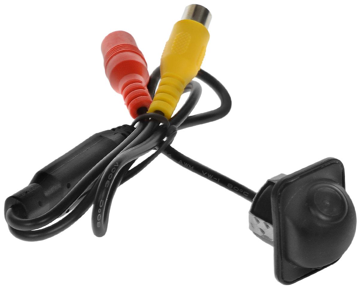 Камера заднего вида парковочной системы PS-813A78010SТип сенсора: CMOS Разрешение: 420 ТВЛ Питание: 12В Диапазон температур: -20°С~ +70°С Угол обзора: 120° Парковочные линии
