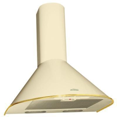 Elikor Эпсилон 60П-430-П3Л встраиваемая вытяжка841464Классический полукруглый купол вытяжки позволяет ее интегрировать в дизайн любой кухни. Вытяжка оснащена итальянской турбиной на 430 м3/ч, лампами накаливания и многослойным алюминиевым фильтром. Для работы кухонной вытяжки в режиме рециркуляции необходимо использовать угольный фильтр Ф-00, который приобретается дополнительно.