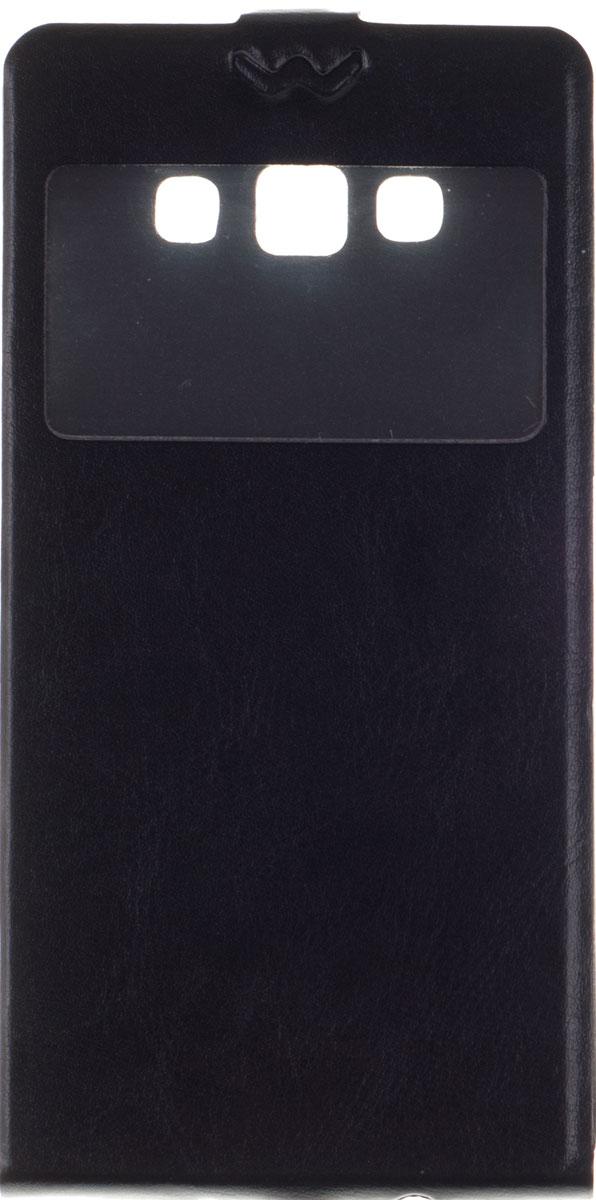 Skinbox Slim AW чехол для Samsung Galaxy A7 (A700), BlackT-F-SGA7-001Чехол Skinbox Slim AW для Samsung Galaxy A7 выполнен из высококачественного поликарбоната и экокожи. Он обеспечивает надежную защиту корпуса и экрана смартфона и надолго сохраняет его привлекательный внешний вид. Чехол также обеспечивает свободный доступ ко всем разъемам и клавишам устройства.