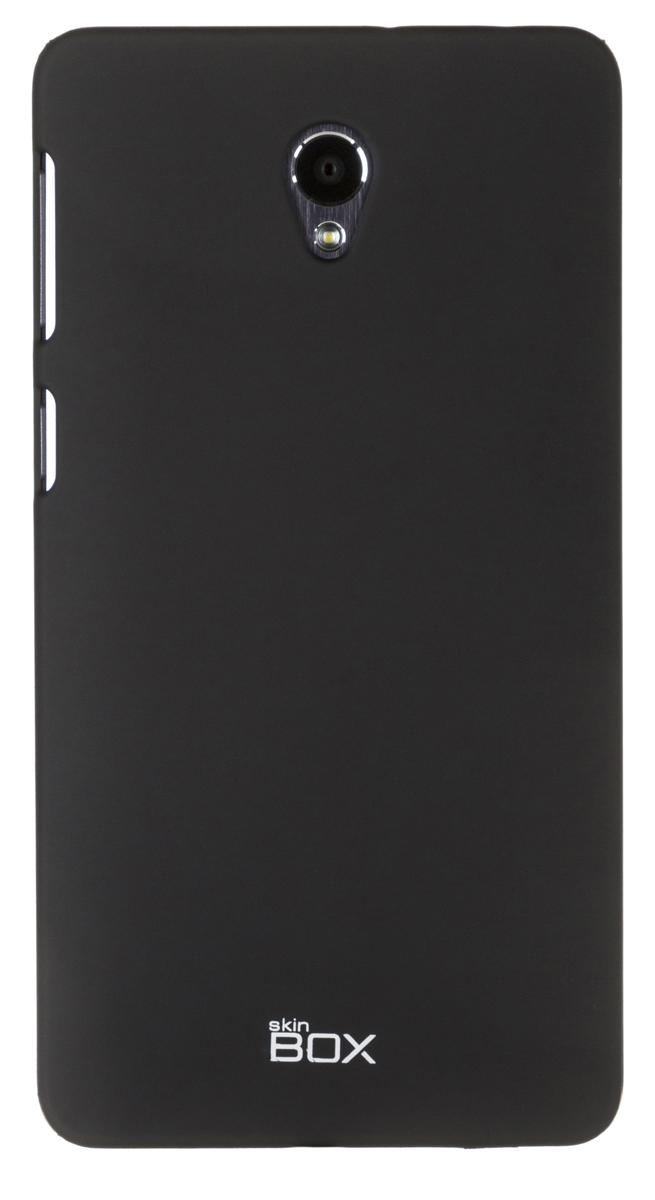 Skinbox 4People чехол для Lenovo S860, BlackT-S-LS860-002Чехол - накладка Skinbox 4People для Lenovo S860 бережно и надежно защитит ваш смартфон от пыли, грязи, царапин и других повреждений. Чехол оставляет свободным доступ ко всем разъемам и кнопкам устройства. В комплект также входит защитная пленка на экран.